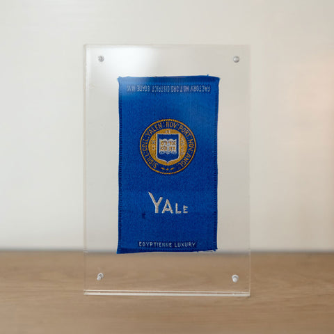 Collegiate Silk | Yale