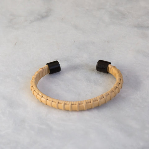 Nantucket Cuff With Ebony