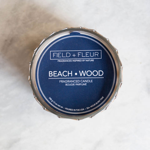 Beachwood Candle