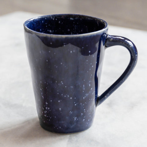 Speckled Indigo Mug