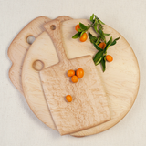 Paddle Bird's-Eye Maple Cutting Board