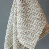 Cedar Gray Handwoven Kitchen Towel