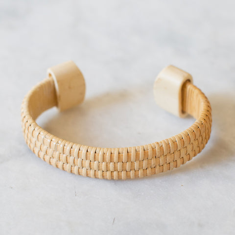 Nantucket Cuff with Faux Ivory
