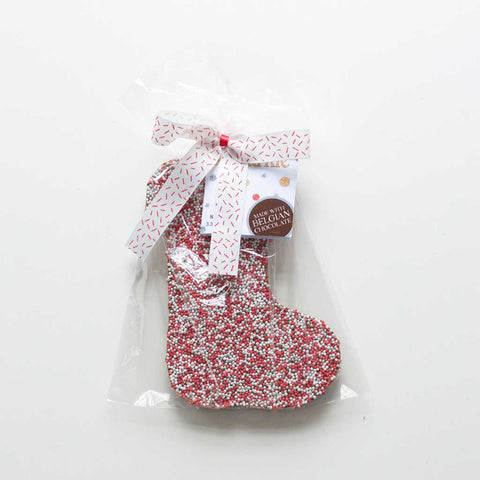 Belgian Chocolate Stocking