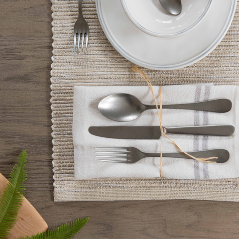 5 Piece Classic Flatware Setting