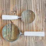 Faux Bone Magnifying Glass