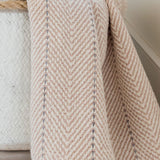 Cameo Pink Baby Blanket