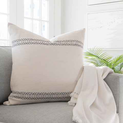 Bohemian Stripe Pillow