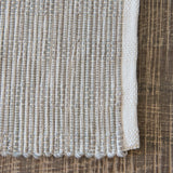 Harbor Gray Handwoven Placemat