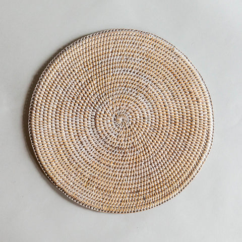 Islander Rattan Charger