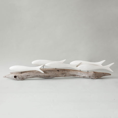 Wooden Fish | Susan Bacle