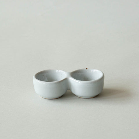 Speckle Salt & Pepper Cellar