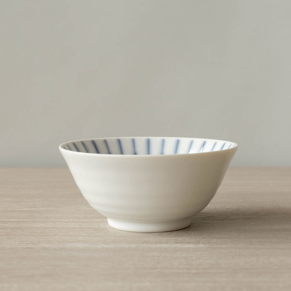 Blue Wisp Cereal Bowl