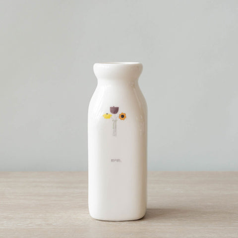 """Mom"" Milk Bottle"