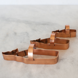 Copper Whale Cookie Cutter Set