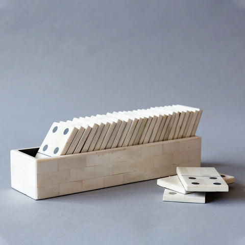 Fives and Threes Domino Set