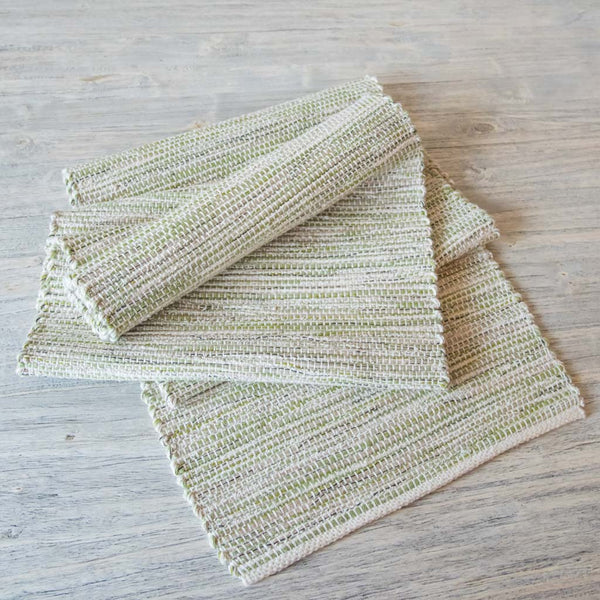 Pale Green Table Runner