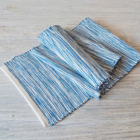 Regatta Blue Table Runner