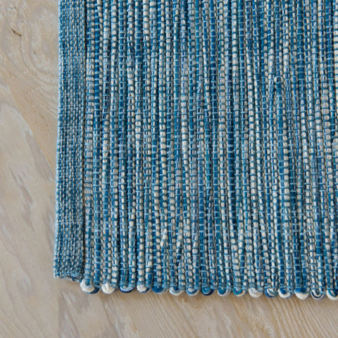 Storm Blue Table Runner