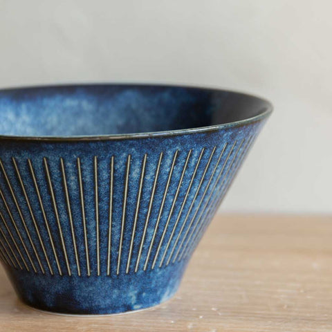 Deep Sea Blue Bowl