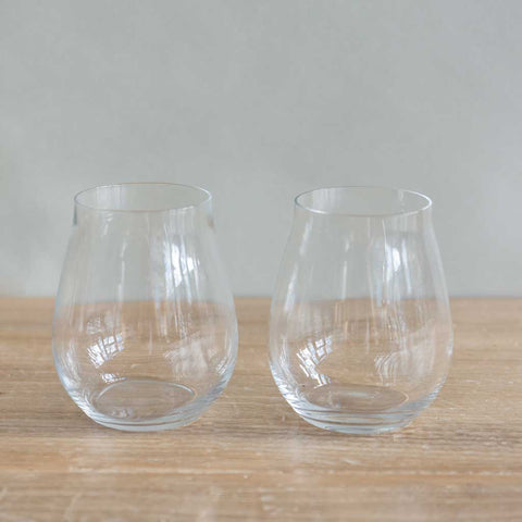 Sonoma Stemless Wine Glass