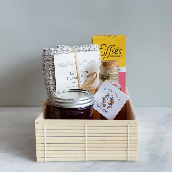 Sweet Tidings Pantry Gift Basket
