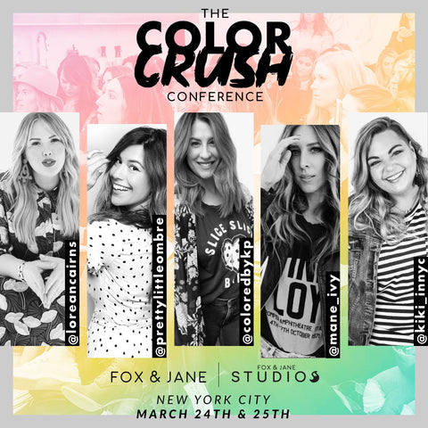 THE COLOR CRUSH CONFERENCE 2019