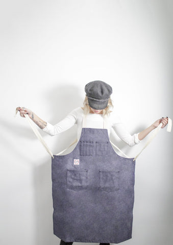 Denim Stylist Apron