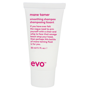 Mane Tamer Travel Size Smoothing Shampoo