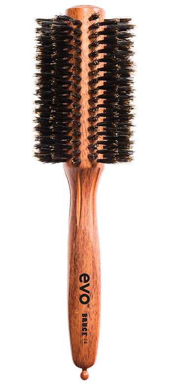 Bruce 28 Natural Bristle Radial Brush