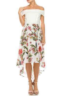 Dreaming of Floral Dress