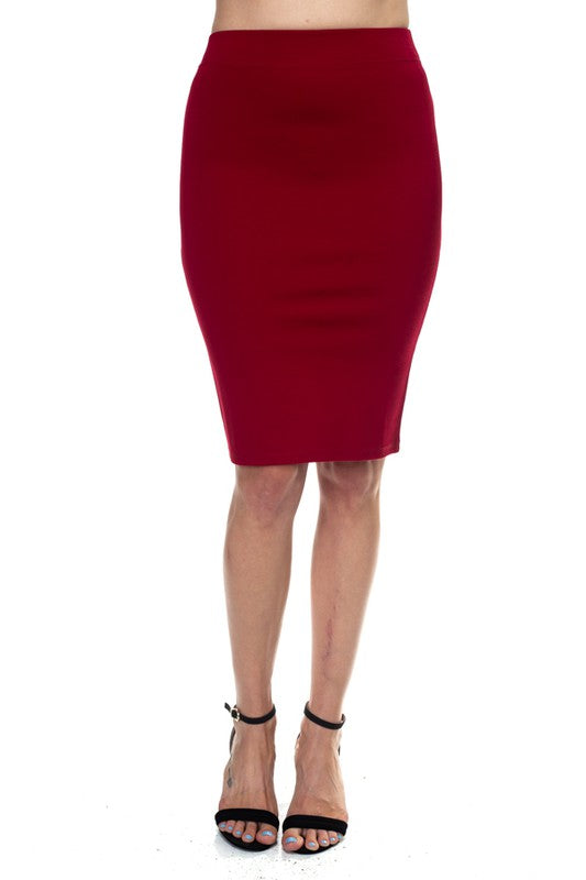 Ruby Pencil Skirt