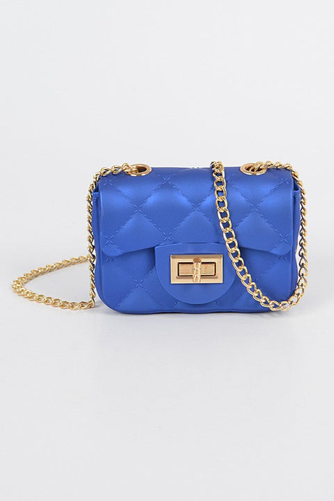 Cobalt Annie Mini Purse