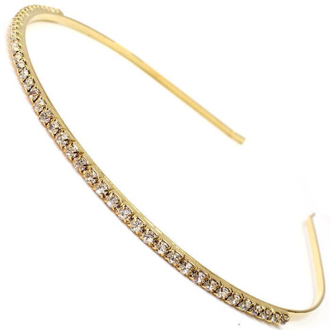 Gold Studded Headband