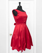 Red Kye Dress