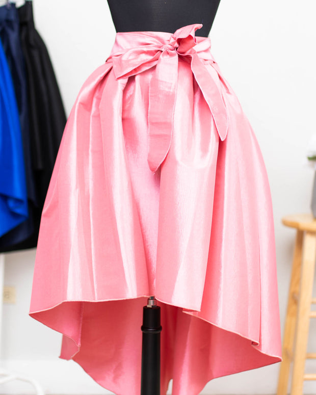 Rose High Low Skirt