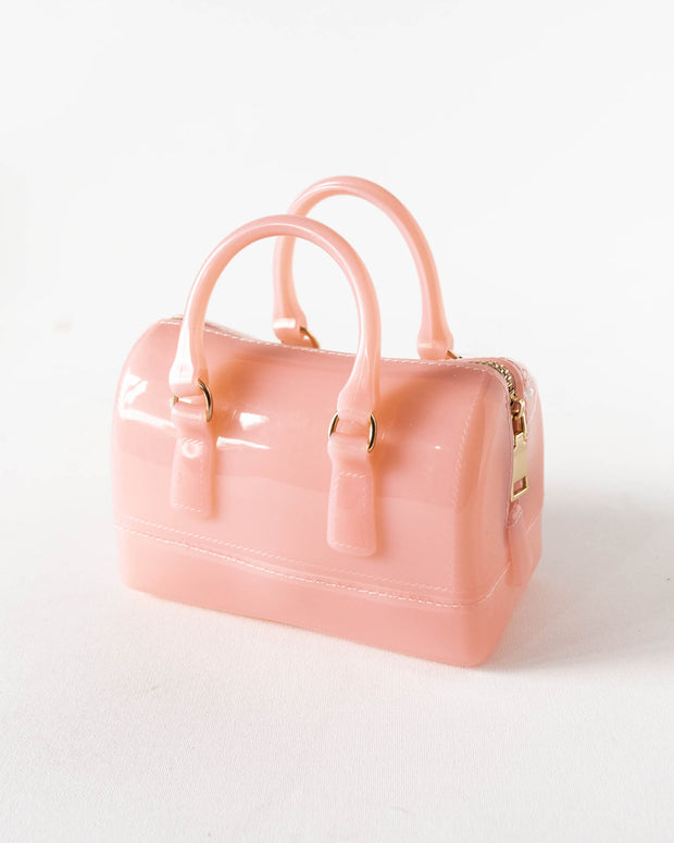 Pink Mini Jelly Bag