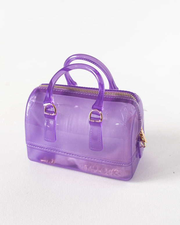 Purple Mini Jelly Bag