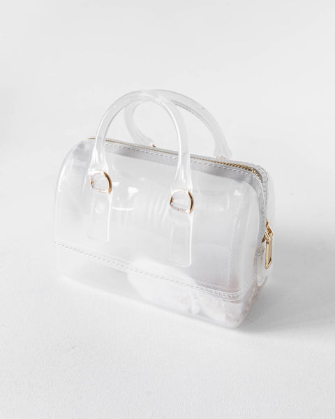 Clear Mini Jelly Bag