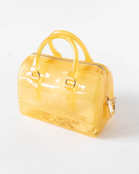 Yellow Mini Jelly Bag