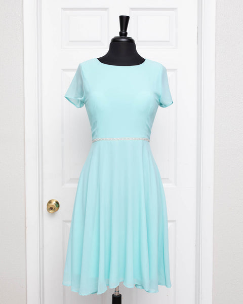 Mint Harper Dress