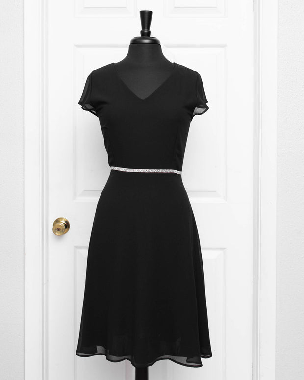 Black Zara Plus Dress