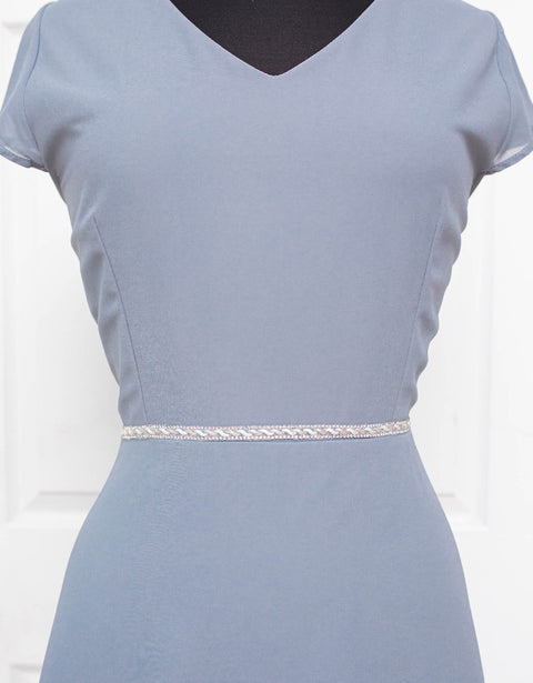 Grey Zara Plus Dress