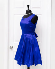 Royal Blue Kye Dress