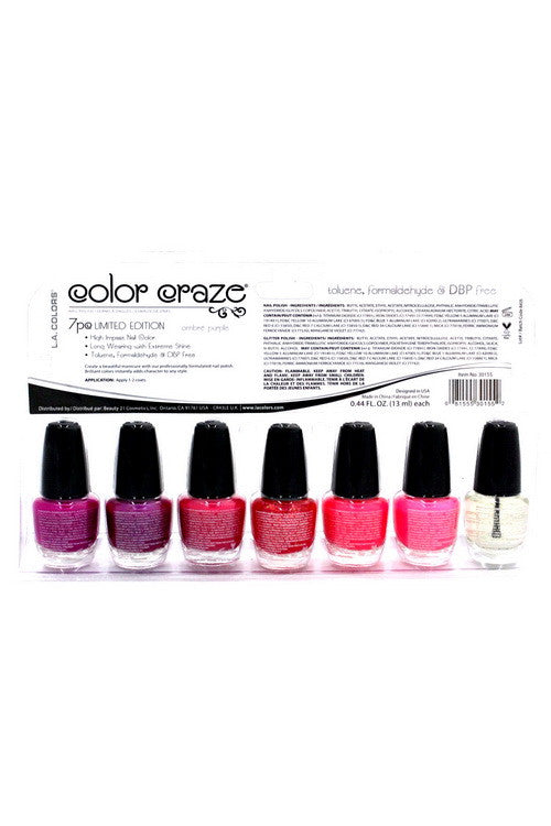 Ombre Nail Polish Kit – Tweens To Teens Boutique