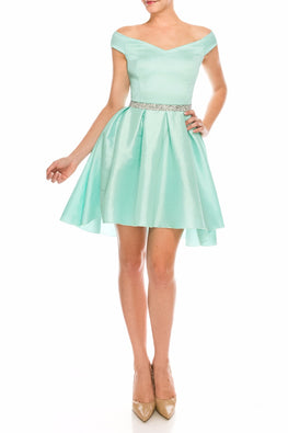 Mint Neila Dress