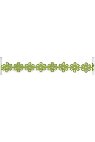 Green Cut Out Choker