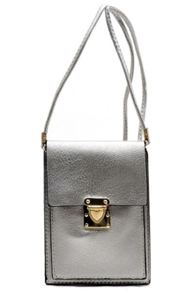 Latched Cross Body Bag