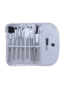 7 Pc Brush Set with Pouch