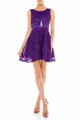 Pia Lace Dress